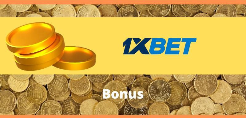 1xbet bonus claim coins
